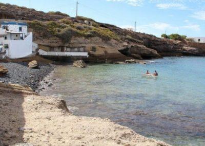 Playa de el Puertito,Canarias