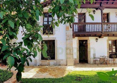 Casa Darío, Llanes