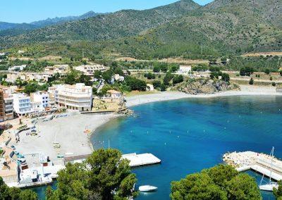 Playa de les Barques, Girona