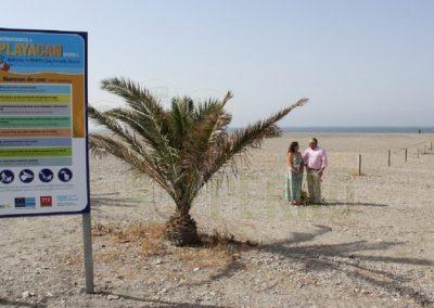 Playa del Cable, Motril